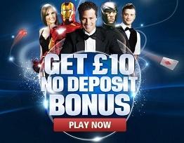 Coral Casino no deposit bonus