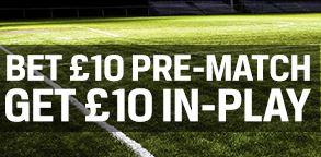 coral free bet in play