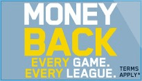 which bookmakers offer money back on accumulators?