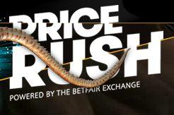 Betfair price rush