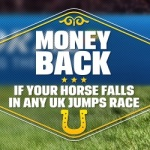 Money Back If Your Horse Falls
