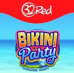 free spins on bikini party slot
