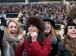 Day 2 is Ladies Day at Cheltenham