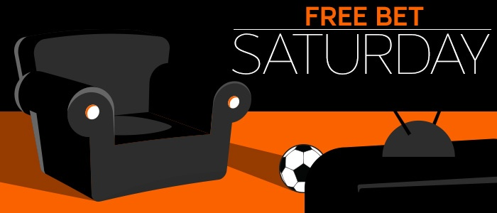 get a free bet every Saturday 888sport