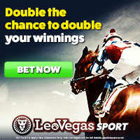 Leo Vegas sports betting offer