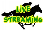 live horse racing streaming Monday 24th Apr