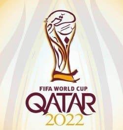 World Cup logo Qatar 2022